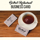 Bistrot/Restaurant Business Card