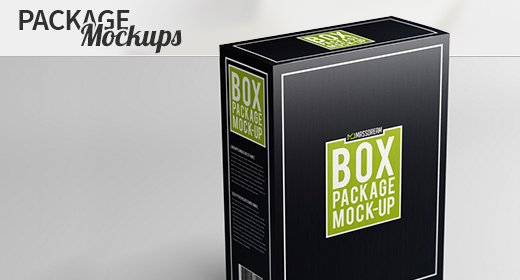 Package Mockups