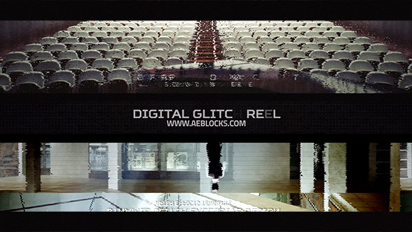 Download Digital Glitch Reel nulled download