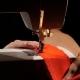 Sew Red Fabric.