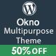 OKNO - All in One Multipurpose WordPress Theme