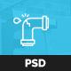 Plombiers - Plumber<hr/> Repair Services PSD Template&#8221; height=&#8221;80&#8243; width=&#8221;80&#8243;></a></div><div class=