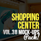 Shopping Center Vol.38 Mock Ups Pack