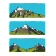Download Vector Set Of Vector Illustration  Mountains