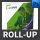 Multipurpose Corporate Roll-up Template