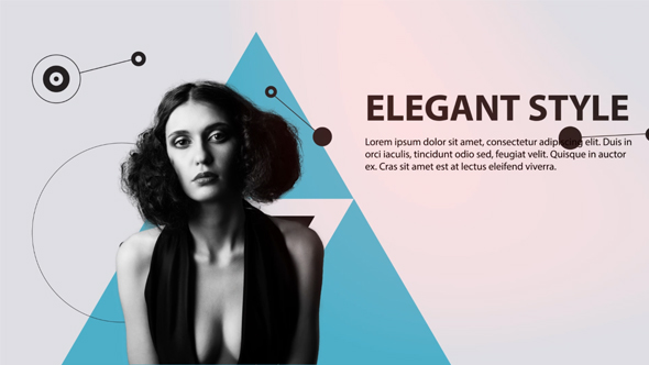 Avant Garde Fashion Promo After Effects Template Videohive 18632630 After Effects Project