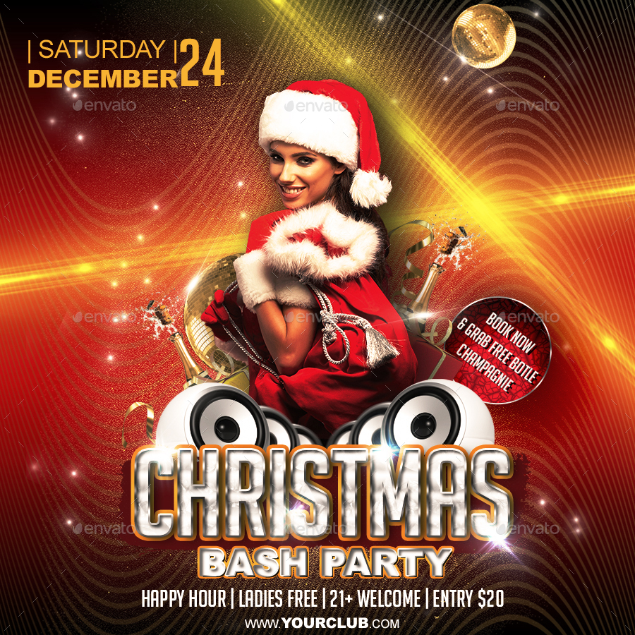 christmas bash party flyer template by designroom1229 graphicriver christmas bash party flyer template holidays events preview images 01 christmas bash party flyer template jpg
