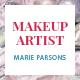 Makeup Artist - Premium PSD Template