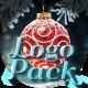 Christmas Logo Pack 3 in 1