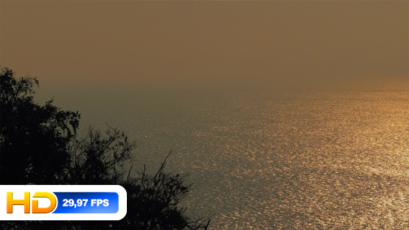 VideoHive Ocean and Fog at Morning 18648883