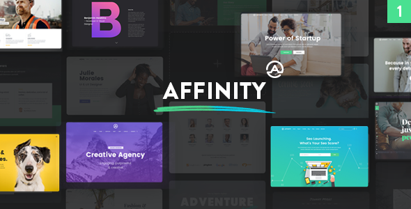 Download Affinity - A Genuinely Gigantic & Refreshing Multipurpose Theme nulled download