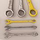 Wrench tool KEY 2