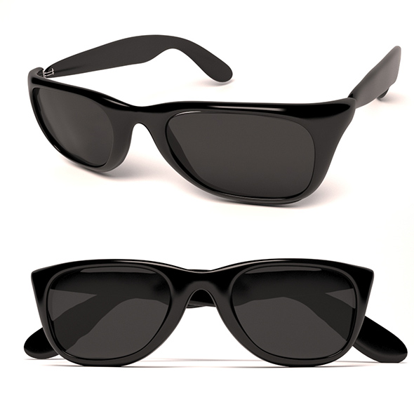 sunglases - 3DOcean Item for Sale