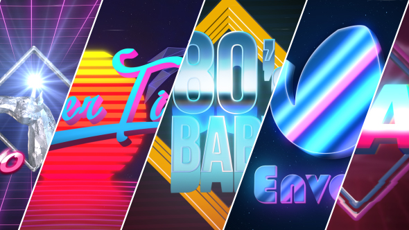 Download 80's Baby | VHS Logo-Titles Opener nulled download