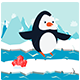 Peingun Runner - Full BuildBox Game (Android Studio - Eclipse - BuildBox )