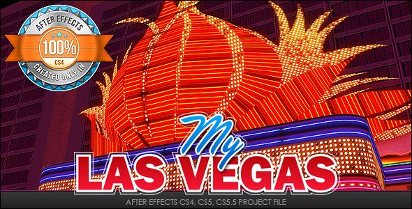 VideoHive My Las Vegas 1837343