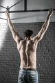 Pull-up workout photo