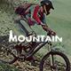 Mountain Bike - Creative Extreme Sports Theme