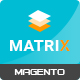 Matrix - Multipurpose Responsive Magento Theme