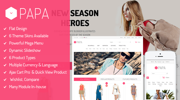 01 590x330.  large preview - SM Papa - Responsive Fashion Theme for Magento