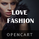 Love Fashion - Responsive Multipurpose OpenCart Theme
