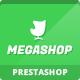 Megashop - Premium Responsive Prestashop Theme