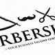 Barber Logo Template