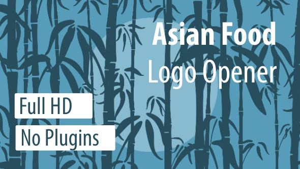 Download Asian Food Logo Opener nulled download