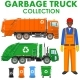 Garbage Truck Collection