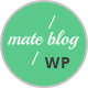 Mateblog - WordPress Personal Blog Theme