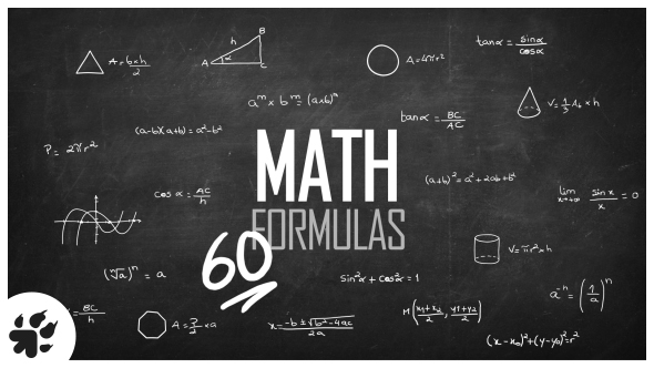 Download 60 Math Formulas nulled download