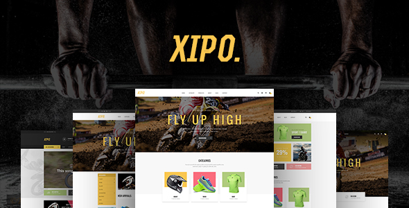 Leo Xipo Responsive Prestashop Theme
