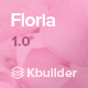 Floria - HTML Email Template + Builder 2.0
