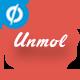 Unbounce Responsive Landing Page Template - Unmol