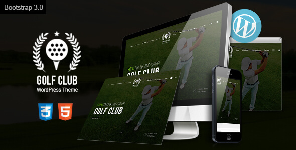 Download Golf Club - Golf Course WordPress Theme nulled download