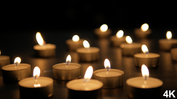 VideoHive Candle 18677059