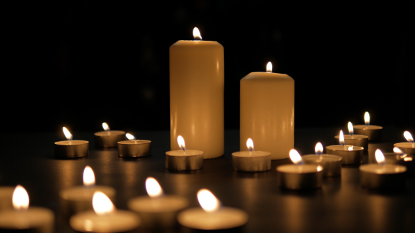 VideoHive Candle 18677145