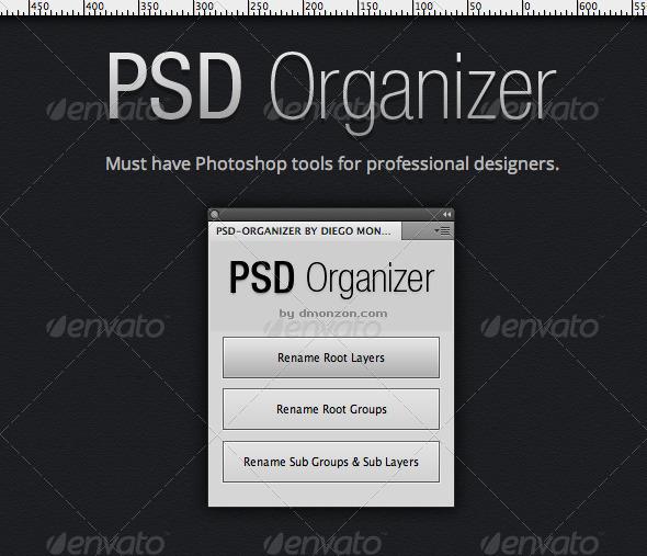 GraphicRiver PSD Organizer 1838400