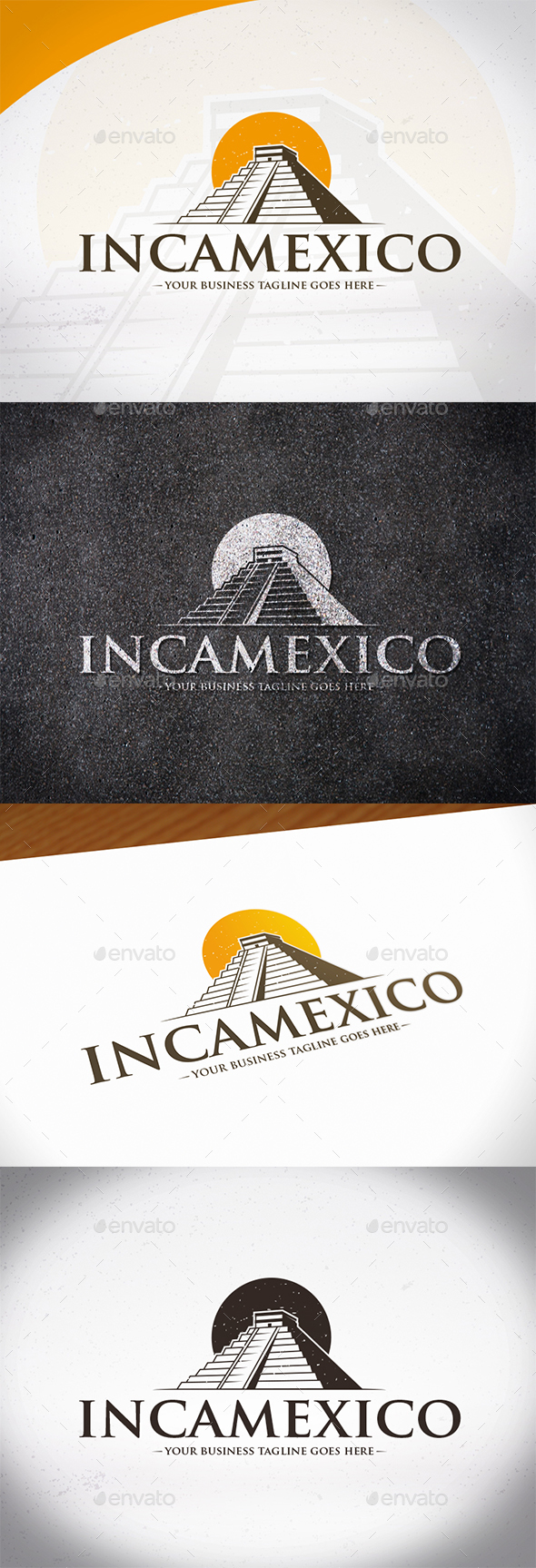 Inca Graphics, Designs & Templates from GraphicRiver