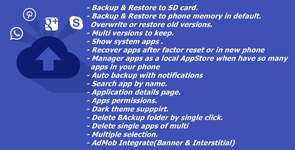 Download AppBackup nulled download