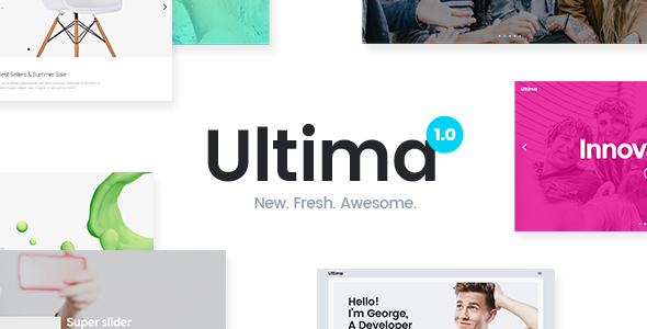 Download Ultima - A Multi-Purpose WordPress Theme nulled download
