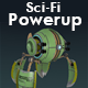 Sci Fi Powerup