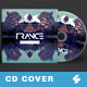 Adventures Of Trance - CD Cover Artwork Template