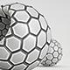C4D V-Ray Hexagon Tile Material
