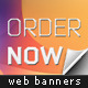 Innovative Web Banners - GraphicRiver Item for Sale