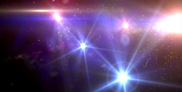 Flight Through The Space VideoHive Motion Graphic  Backgrounds  Space 1839460