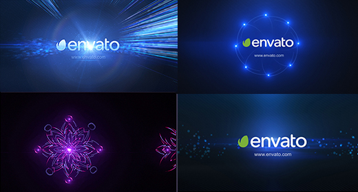 Elegant Logo Reveals