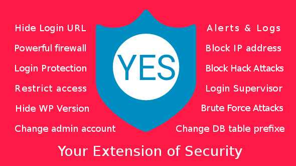 Download YES - Your Extension of Security nulled download