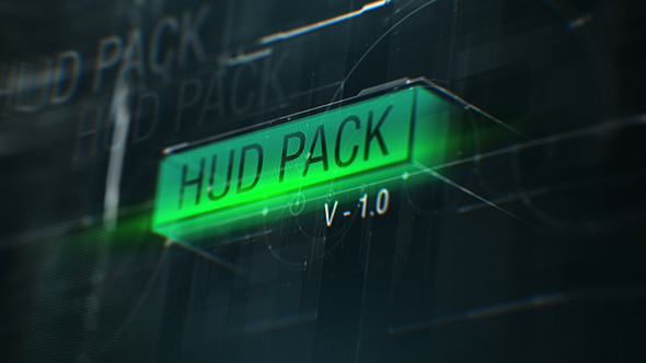 hud pack infographics envato videohive after effects templates