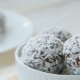 Delicious Energy Balls With Coconut And Almonds